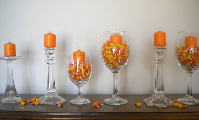 Candy Corn Decoration